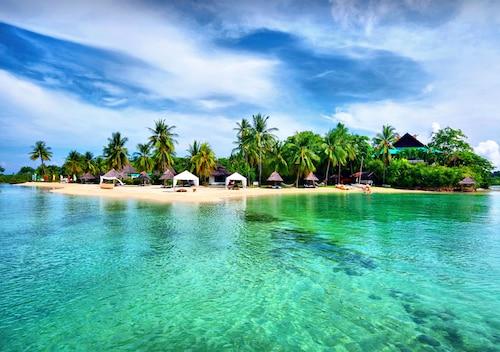 . Badian Island Wellness Resort