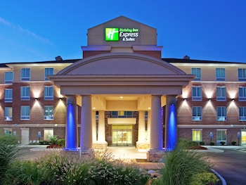 Hotel - Holiday Inn Express & Suites Cincinnati - Mason