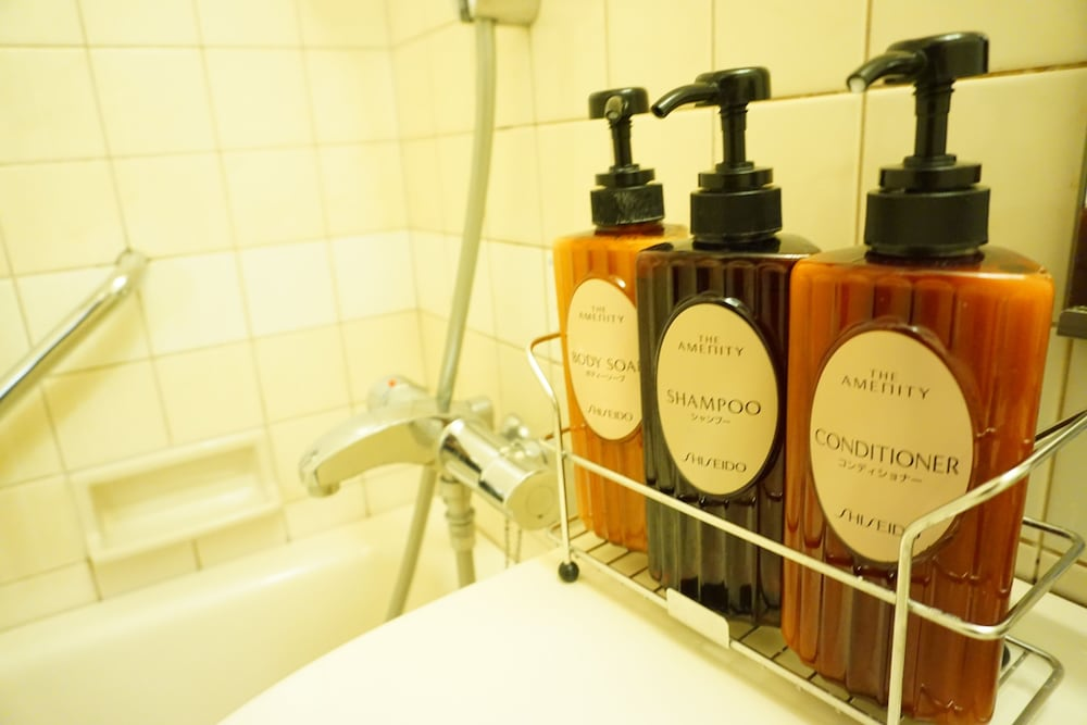 호텔이미지_Bathroom Amenities