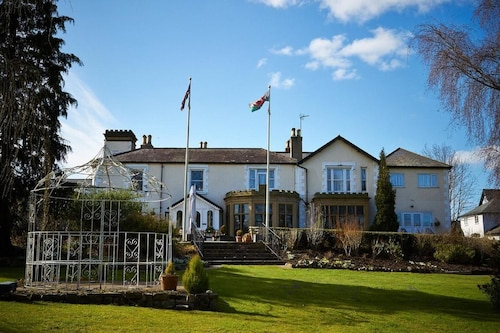 . Northop Hall Country House Hotel
