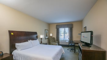 King bedroom evolution suite