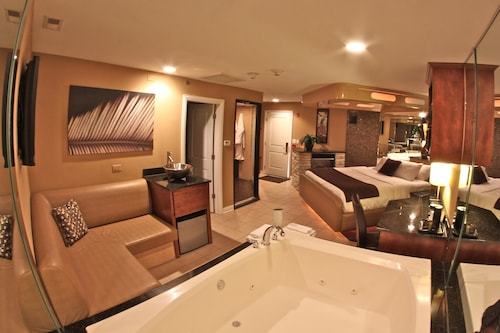 . The Champagne Lodge & Luxury Suites