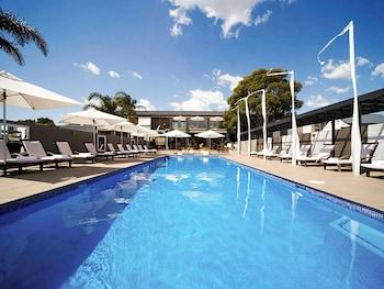 格力宮海濱美居度假飯店 Mercure Gerringong Resort
