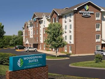 堪薩斯城雷內莎伍德斯普林套房飯店 WoodSpring Suites Kansas City Lenexa