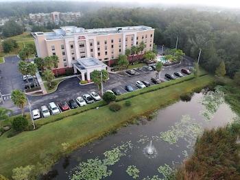 坦帕衛斯理禮拜堂歡朋套房飯店 Hampton Inn & Suites Tampa-Wesley Chapel