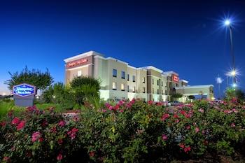 休斯頓羅森伯格歡朋套房飯店 Hampton Inn and Suites Houston-Rosenberg