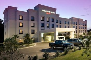 傑克遜維爾機場春季山丘套房飯店 SpringHill Suites by Marriott Jacksonville Airport