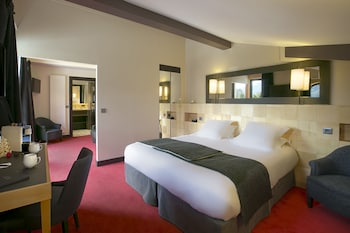 Suite, 1 Queen Bed, Balcony, Mountain View (Mont Blanc)