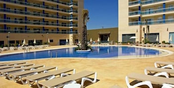 유로파 하우스 선 비치(Europa House Sun Beach) Hotel Thumbnail Image 14 - Outdoor Pool