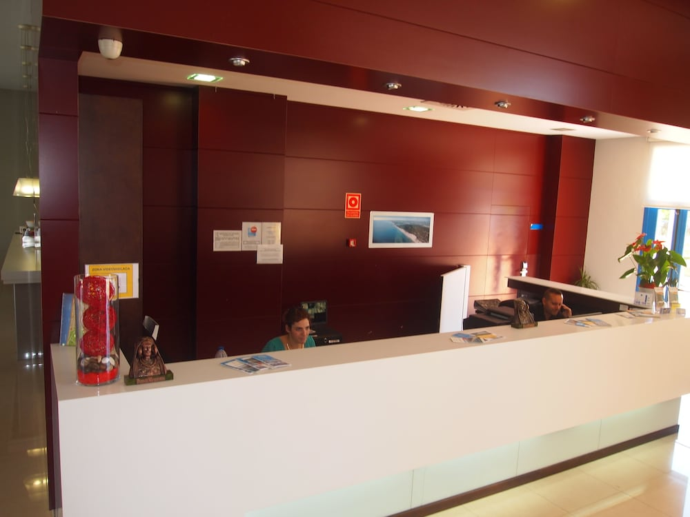 유로파 하우스 선 비치(Europa House Sun Beach) Hotel Image 3 - Reception