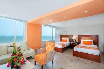 Superior İki Ayrı Yataklı Oda, Okyanus Manzaralı