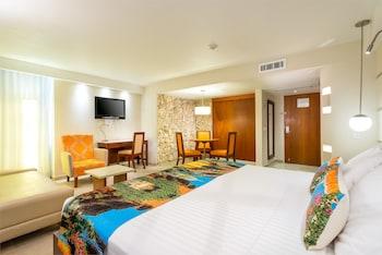 Superior Oda, 1 En Büyük (king) Boy Yatak Ve Çekyat, Kısmi Deniz Manzarası