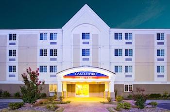 威爾遜燭木套房飯店 Candlewood Suites Wilson, an IHG Hotel