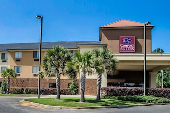 Hotel - Comfort Suites North Mobile