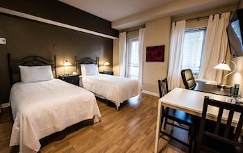 Twin Room, 2 Twin Beds, Balcony