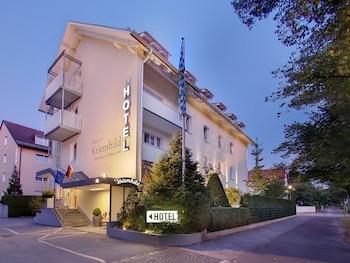 克里姆希爾德城市飯店 Hotel Kriemhild am Hirschgarten