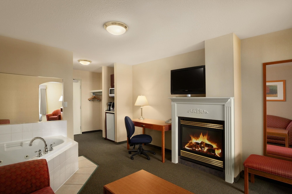 Suite, 1 Double Bed with Sofa bed
