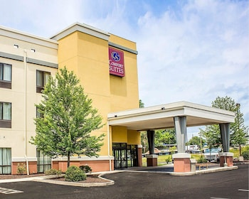 Hotel - Comfort Suites Southington - Cheshire
