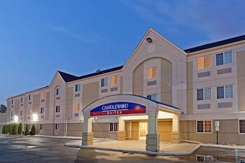 Hotel - Candlewood Suites Secaucus