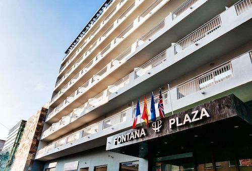 Torrevieja - Hotel Fontana Plaza - z Poznania, 14 kwietnia 2021, 3 noce