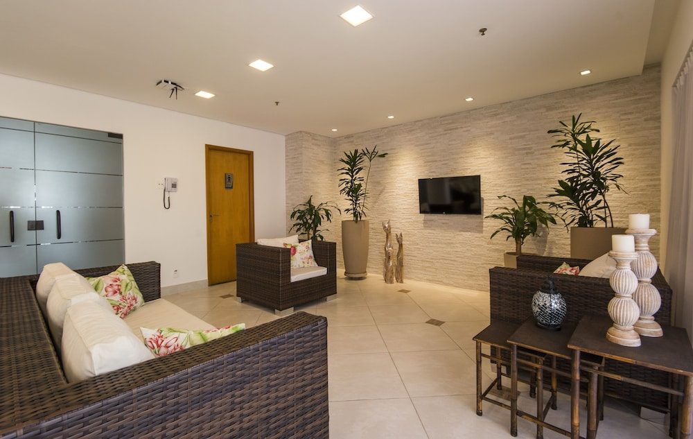 트란사메리카 이제쿠치비 자르징스(Transamérica Executive Jardins) Hotel Image 16 - Living Area