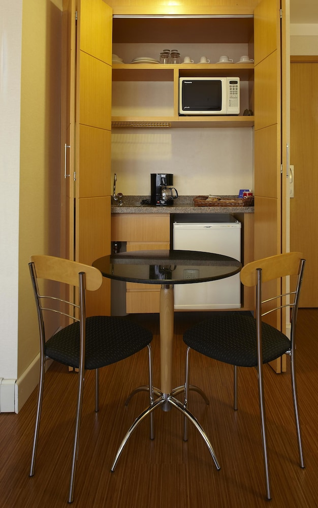 트란사메리카 이제쿠치비 자르징스(Transamérica Executive Jardins) Hotel Image 14 - In-Room Kitchenette