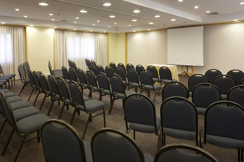 트란사메리카 이제쿠치비 자르징스(Transamérica Executive Jardins) Hotel Image 27 - Meeting Facility