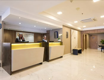 트란사메리카 이제쿠치비 자르징스(Transamérica Executive Jardins) Hotel Image 3 - Check-in/Check-out Kiosk