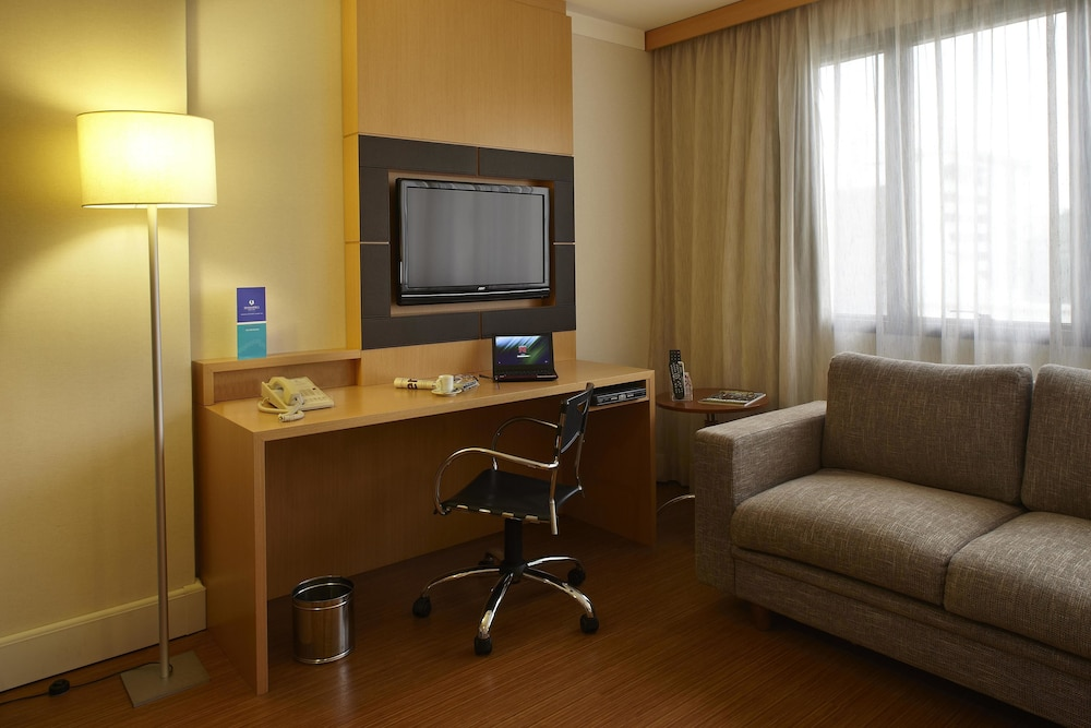 트란사메리카 이제쿠치비 자르징스(Transamérica Executive Jardins) Hotel Image 17 - Living Room