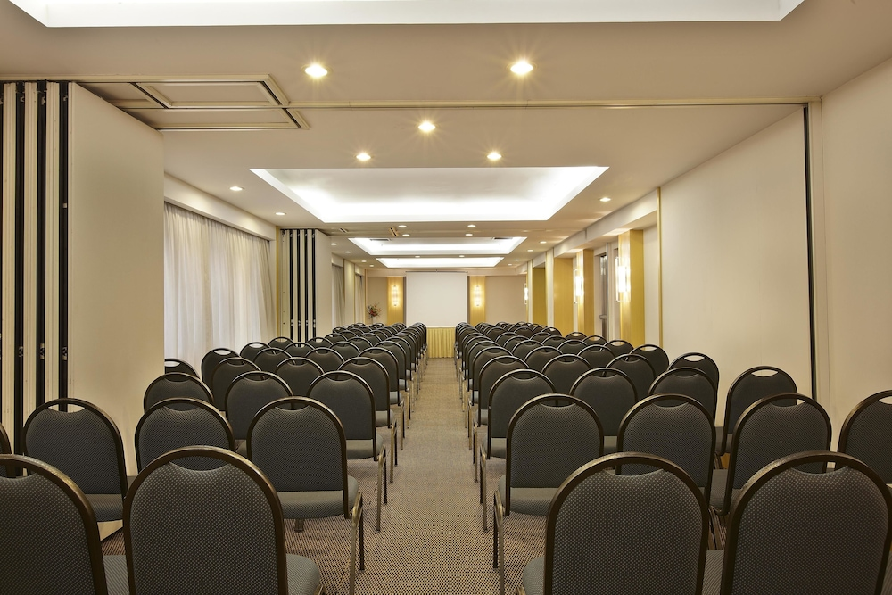 트란사메리카 이제쿠치비 자르징스(Transamérica Executive Jardins) Hotel Image 26 - Meeting Facility