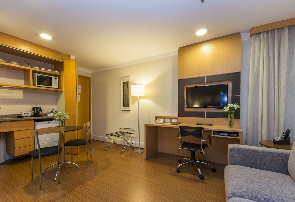 트란사메리카 이제쿠치비 자르징스(Transamérica Executive Jardins) Hotel Image 29 - Living Area