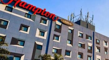 瓜魯由斯機場希爾頓歡朋飯店 Hampton by Hilton Guarulhos Airport