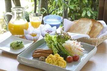 ARIMA ONSEN HANANO – ADULTS ONLY Breakfast Meal