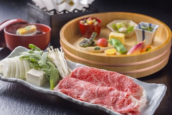 ARIMA ONSEN HANANO – ADULTS ONLY Food and Drink