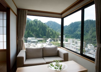 ARIMA ONSEN HANANO – ADULTS ONLY View from Room