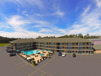 Property Grounds at Seasons Florida Resort in Kissimmee