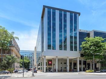 里約熱內盧桑托斯杜蒙宜必思飯店 ibis Rio de Janeiro Santos Dumont