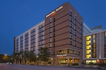 Hotel - SpringHill Suites by Marriott Louisville Downtown