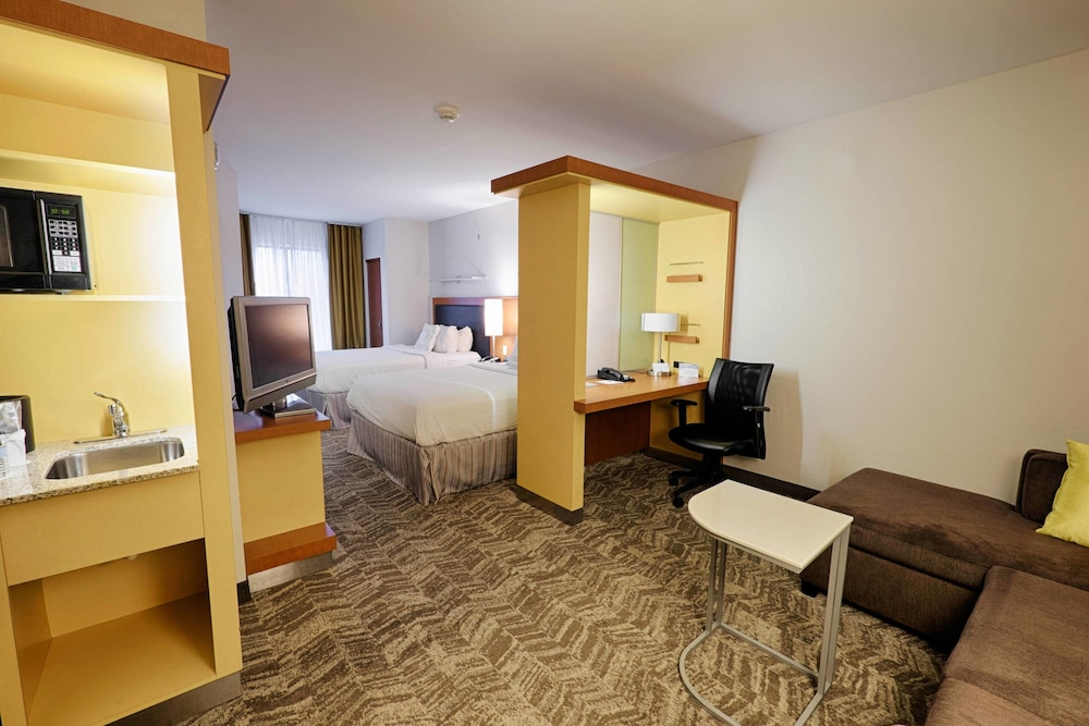 Photo of guest room at SpringHill Suites by Marriott Albany-Colonie in Albany, New York