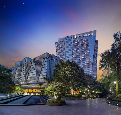 . InterContinental Chengdu Century City