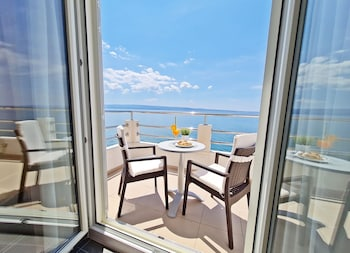 Standard Single Room, Balcony, Sea View
