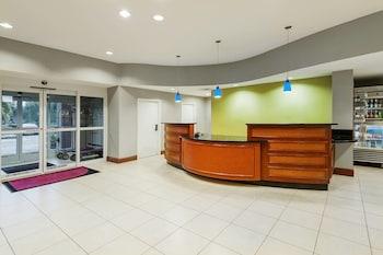 Lobby at Residence Inn Orlando Airport in Orlando