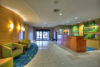 Hotel - Springhill Suites by Marriott Tampa Brandon