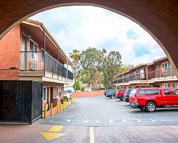 Hotel - Rodeway Inn Lemon Grove San Diego East