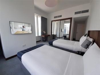 Deluxe Apartment, 2 Bedrooms, Kitchen