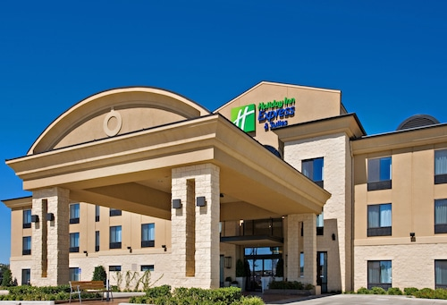 . Holiday Inn Express Wichita Falls