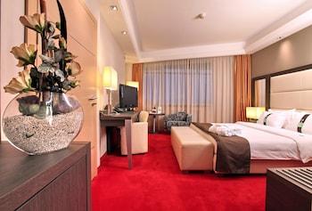 Executive Oda, 1 Büyük (queen) Boy Yatak, Sigara İçilebilir