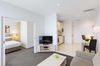 南盛墨爾本朗斯戴爾套房飯店 Oaks Melbourne on Lonsdale Suites