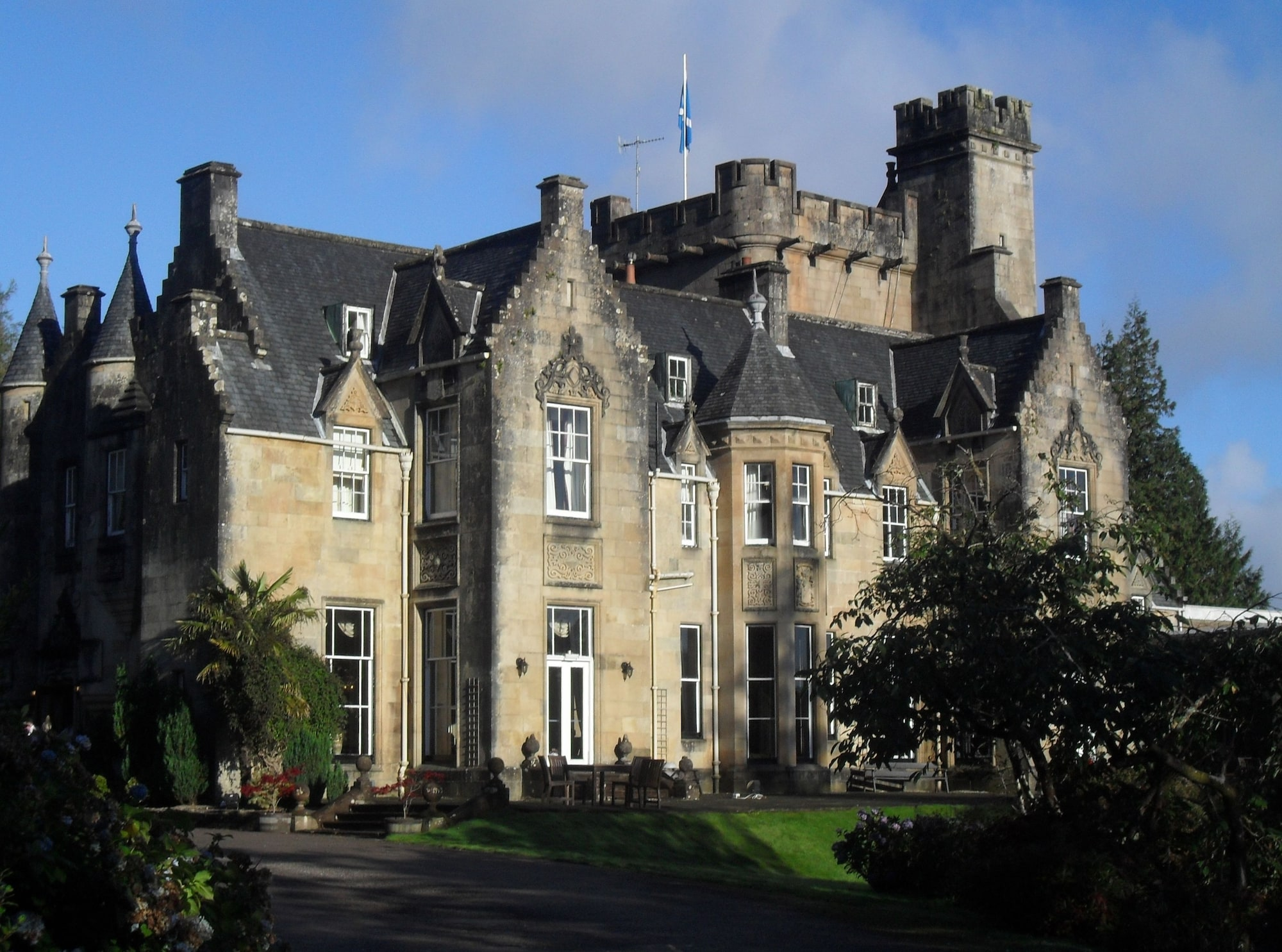 Stonefield Castle Hotel, Argyll and Bute