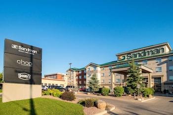 Hotel - Sandman Hotel & Suites Winnipeg Airport